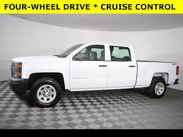 Pre-Owned 2014 Chevrolet Silverado 1500 Work Truck 4D Crew Cab In ... Used Oowner 2014 Chevrolet Silverado 1500 Work Truck Price Photos Reviews Features For Sale In Houston Tx 2500hd City Mt Bleskin Motor Company Pa Pine Tree Motors Jim Gauthier Winnipeg All Encore Cars Preowned Extended Cab Ltz Z71 Double 4x4 First Test 3500hd Beloit Corvette Stingray Vehicles Sale Ck Pickup The