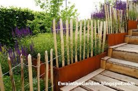 Ewa Garden Pretty Stylish Diy Wood Stick Fence