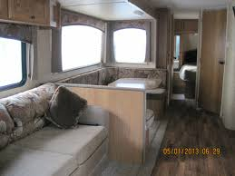 2011 Coleman Travel Trailer Floor Plans by 2011 Dutchman Coleman 289rl Travel Trailer