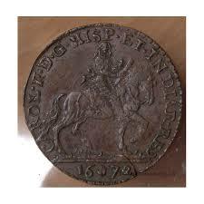 bureau des finances jeton flandres charles ii 1672 bureau des finances montay