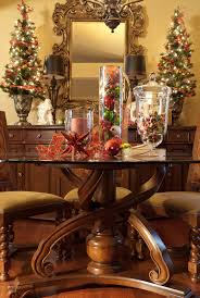 Christmas Centerpieces For Dining Room Tables by Interior Decorators Tips For Holiday Decorating How Interior