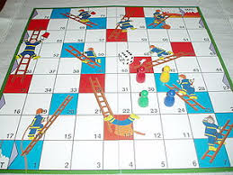 Snakes And Ladders Board Game Norsk Bokmal