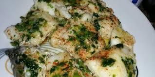 cuisiner merlan recette filet de merlan au four délices de cuisine