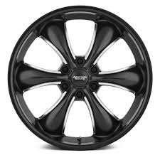 100 Rims Truck AMERICAN RACING AR914 TT60 TRUCK 1PC Wheels Satin Black With