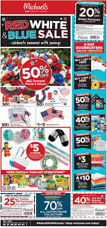 Michaels Flyer 05.26.2019 - 06.01.2019 | Weekly-ads.us
