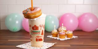 Dunkin Donuts Pumpkin Spice Latte Caffeine by 9 Classic Go To Orders When You U0027re At Dunkin U0027 Donuts