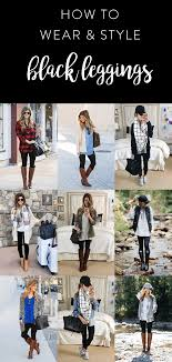 What To Wear With Leggings How 20 Outfit Ideas