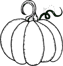 Printable Pumpkin Coloring Pages For Kids