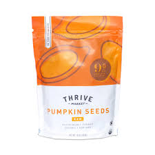 Pumpkin Spice Condoms Images by Organic Pumpkin Seeds Thrive Market