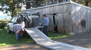 100 Motorcycle Ramps For Pickup Trucks Loading Ramp YouTube