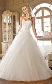wedding dresses fairytale ball gown wedding dress stella york