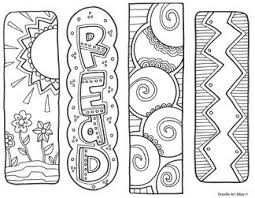 Free Bookmarks To Download From Classroomdoodles THESE WOULD BE PERFECT FOR SUBS
