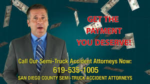 Rancho Santa Fe CA Best Semi Truck Accident Attorneys | Personal ...