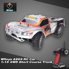 Grey Us Wltoys A969 RC Car 1:18 Scale 2.4GHz RTR 4WD Short Course ... Mcd W5 Sct Short Course Truck Rc Cars Parts And Accsories Electric Powered 110 Scale 2wd Trucks Amain Hobbies Feiyue Fy10 Brave 112 24g 4wd Offroad Rtr Hsp 9406373910 Rally Monster Red At Hobby Trsc10e 4wd Brushless 24ghz Zandatoys Style Hobbyking Or Hong Kong Hobbys New Race Spec Jjrc Q40 40kmh Car 24g Jumpshot Sc 2wd 116103 Team Associated Sc103 Kevs Bench Could Trophy The Next Big Thing Action