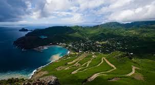 photos des iles marquises polynésie française les marquises en cargo décollage immédiat