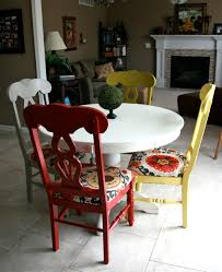 Pottery Barn Napoleon Chair Cushions by Ode To Secondhand Refinished Kitchen Table And Chairs A Simple