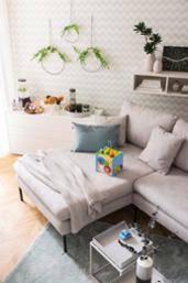 impressionen wohnzimmer im modern scandi look segmüller