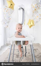 Adorable Child In High Chair Celebrating Birthday — Stock ... Baby Boy Eating Baby Food In Kitchen High Chair Stock Photo The First Years Disney Minnie Mouse Booster Seat Cosco High Chair Camo Realtree Camouflage Folding Compact Dinosaur Or Girl Car Seat Canopy Cover Dinosaur Comfecto Harness Travel For Toddler Feeding Eating Portable Easy With Adjustable Straps Shoulder Belt Holds Up Details About 3 In 1 Grey Tray Boy Girl New 1st Birthday Decorations Banner Crown And One Perfect Party Supplies Pack 13 Best Chairs Of 2019 Every Lifestyle Eight Month Old Crying His At Home Trend Sit Right Paisley Graco Duodiner Cover Siting
