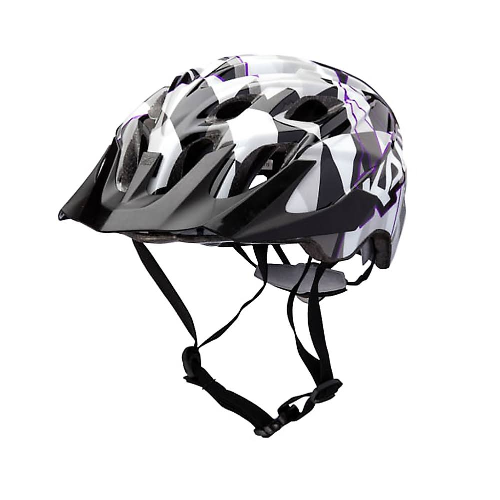Kali Youth Protectives Chakra Helmet - Black