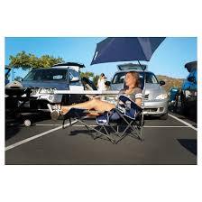 Sport Brella Chair With Umbrella by Sport Brella Portable Recliner Chair Firebrick Red Target