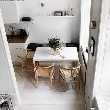 Small Kitchen Table Centerpiece Ideas by Best 25 Small Dining Rooms Ideas On Pinterest Small Dining