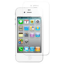 Tempered Glass Screen Protector for Apple iPhone 4 by Raz Tech