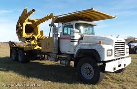 1994 Mack RD690S Truck With Tree Spade   Item DC1033   SOLD!... Dutchman Tree Spade For Sale Youtube Vmeer Tree Spade Mh50 Gmc C7d Truck Diesel Big John 65a Used Equipment New Page 10 Public Surplus Auction 444633 Dakota Peat Attachment Zone Ts40 1991 Gmc Sierra 3500 Pickup Truck With Item Dc0 1979 Chevrolet Bruin J1634 So Clyde Road Upgrade Relocation Archive Big John Spades