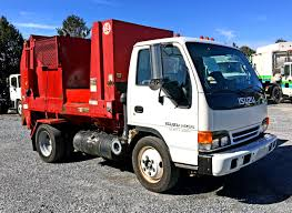 2004-Isuzu-Garbage Trucks-For-Sale-Side Loader-TW1170014SL | Trucks ...