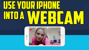 ✅✅ How to Use iPhone As A Webcam on PC 2017│Use iPhone iPad as