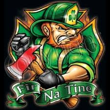 Ireland Clipart Firefighter 13
