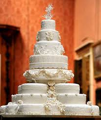9 Prince William and Princess Kate $80 000 The 2011 royal wedding featured one of the world s most expensive cakes