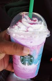 I Just Drank The Starbucks Unicorn Frappuccino And Puked A Rainbow