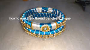 How To Make Silk Thread Bangles At Home | Indian Silk Thread ... Bresmaid Jewelry Ideas How To Choose For Bresmaids Bold Design Ideas To Make Pearl Necklace Making With Beads Diy New What Is Projects Cool Home Luxury Under Make Embroidered Patches Blouses And Sarees At Jewellery Work Villa 265 Best Moore Jewelry Images On Pinterest Making Design An Ecommerce Website Xmedia Solutions Blog Decorating A Small Bedroom Decorate Really Learn How Jewellery Home With Insd Let Us Publish Backyards Woodworking Box Plans Free Download