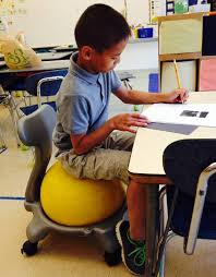 Pilates Ball Chair South Africa the benefits of fidgeting for students with adhd wsj