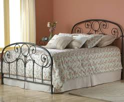 Wayfair Metal Headboards King by Interior Wayfair King Headboard And Footboard Fabric Upholstered