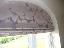 Arched Or Curved Window Curtain Rod Canada by Window Blinds Semi Circle Window Blinds Arched Roman More Arch