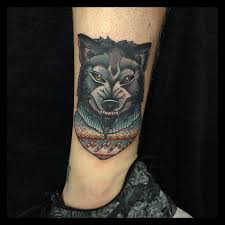 Meaning Of Wolf Tattoo