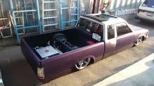 100 1985 Nissan Truck Severed Ties 720 Junji Toya