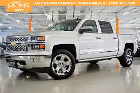 100 Pick Up Truck For Sale By Owner PreOwned 2015 Chevrolet Silverado 1500 LTZ 20ChromeWheels Bose