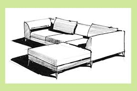 How To Draw A Sofa Step By Perspective