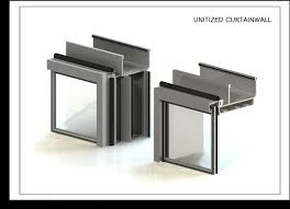 Ykk 750 Curtain Wall by Unitized Curtain Wall System Details Centerfordemocracy Org