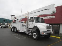 100 Used Freightliner Trucks For Sale 2009 ALTEC A77TE93 MOUNTED ON 2009 FREIGHTLINER BUSINESS