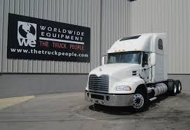 100 Cumberland Truck Equipment 2013 MACK PINNACLE CXU613