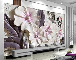 großhandel nahtlose großes wandbild schlafzimmer sofa im wohnzimmer relief stereo design und reicher tv hintergrund wand xunxun66 13 77 auf
