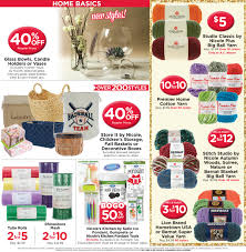 Christmas Tree Shop Warwick Ri Flyer by View A C Moore Weekly Craft Deals
