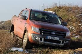 ranger wildtrak au quotidien jour 5 de la boue de l angle et