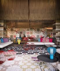 100 W Retreat Vieques Colorful Exuberant Interior Design Inspiration From