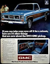 1973 GMC Pickup | Sqaurebodies | Pinterest | GMC Trucks, Cars And Ads Car Brochures 1973 Chevrolet And Gmc Truck Chevy Ck 3500 For Sale Near Cadillac Michigan 49601 Classics Classic Instruments Store Gstock 197387 Chevygmc Package Gmc Pickups Brochures1973 Ralphie98 Sierra 1500 Regular Cab Specs Photos Pickup Information Photos Momentcar The Jimmy Pinterest Rigs Trucks 6500 Grain Truck Item Al9180 Sold June 29 Ag E Bushwacker Cut Out Style Fender Flares 731987 Rear 1987 K5 Suburban Dash Cluster Bezel Parts Interchange Manual Cars Bikes Others American Stock