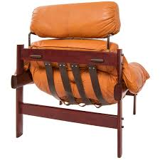 Percival Lafer Brazilian Leather Sofa by Modern Mobler