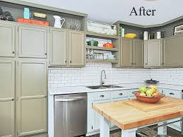 Above Kitchen Cabinet Decorations Pictures by House And Bloom U2013 Do You Have The Ugliest Kitchen U2026 Diy Ideas On A